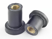 M4 Short Grip Rubber Nuts