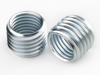 M4/M6 Steel, Threaded Inserts