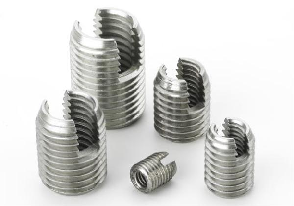 M4 Self Tapping Threaded Inserts